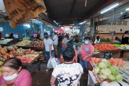 De tanto ir al mercado, proliferaron los casos de Covid-19 en Mérida
