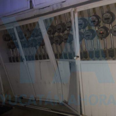 Otros vecinos sin luz: ocho medidores dañados en San Marcos Ciudad Sustentable