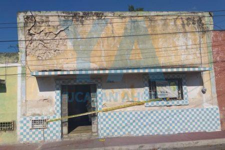 Lo encuentran muerto en una vivienda del centro de Mérida