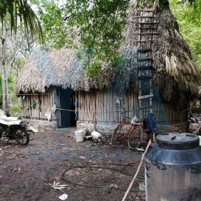 Modernos Caín y Abel pelean a muerte en poblado del sur de Yucatán