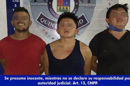 Sicarios yucatecos ejecutan a tres personas en Tulum