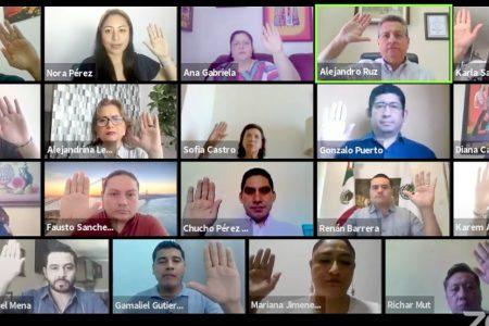 Renán Barrera promueve acciones emergentes para mitigar crisis del Covid-19