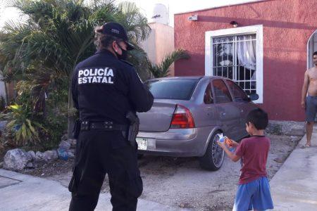 Inesperado regalo a niños de Mérida que cumplen la cuarentena en casa
