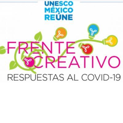 Unesco difunde estrategias del Ayuntamiento en apoyo a la comunidad artística