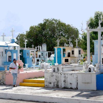 Cementerios estarán cerrados el próximo fin de semana, incluso el domingo 10 de mayo