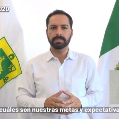 Yucatán ha tomado medidas a tiempo para mantener a raya al Covid-19: Mauricio Vila