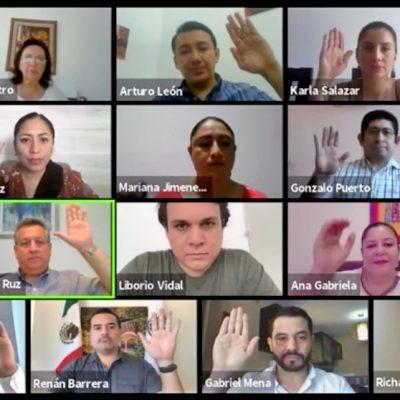 Austeridad y transparencia en el manejo de los recursos en Mérida