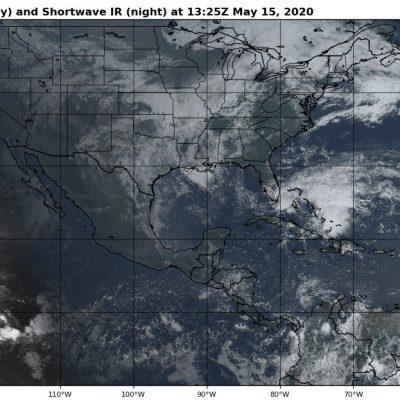 Se anticiparía la temporada de huracanes en el Atlántico: TT Arthur ya quiere nacer