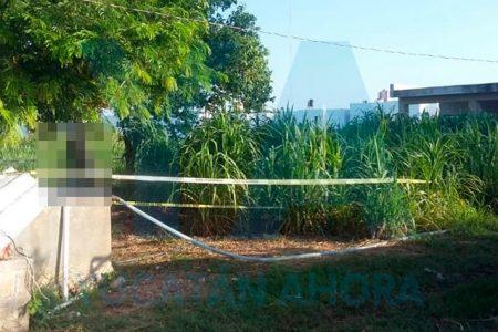 Se ahorca septuagenario velador en un rancho de Conkal