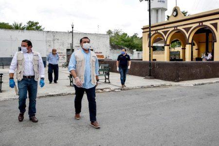 Módulos de salud del Ayuntamiento, aliados de la gente en esta pandemia