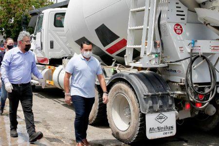 El Ayuntamiento refuerza el programa de bacheo y mantenimiento vial ante las lluvias