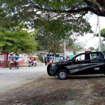 Tres muertos y cuatro intoxicados por alcohol adulterado en municipio yucateco