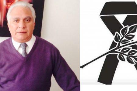 Obituario: Jorge Barquet Chel, vocero del Issste en Yucatán