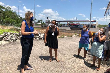 PRI y Morena negaron el sustento a 30 mil familias vulnerables: Cecilia Patrón