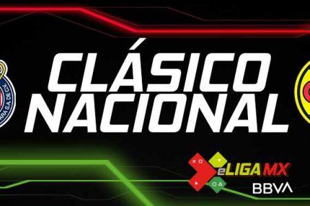 Otra dolorosa derrota del América en la eLigaMX: pierde el Clásico Nacional con Chivas