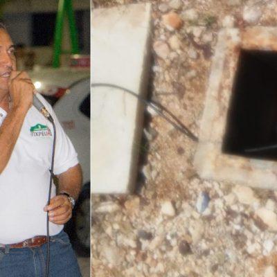 En comunidad maya mueren de sed mientras el alcalde pasea en su fino caballo