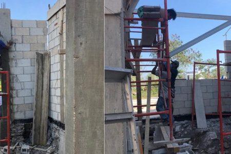 Ingenieros, 'maistros' y chalanes, listos para volver a las obras de construcción
