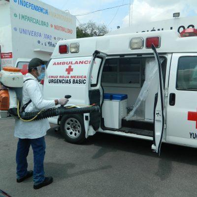 Creciente alza de solicitudes en Cruz Roja para trasladar sospechosos de Covid-19