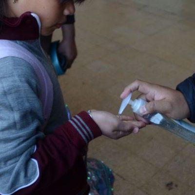 Menor de cuatro años se contagia de Covid-19 en Ticul, se encuentra grave en el hospital