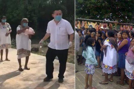 El 'Doctor Carnes' quiere gobernar otra vez el municipio más pobre de Yucatán