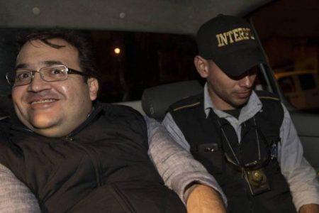 Confirman sentencia de nueve años de cárcel para Javier Duarte