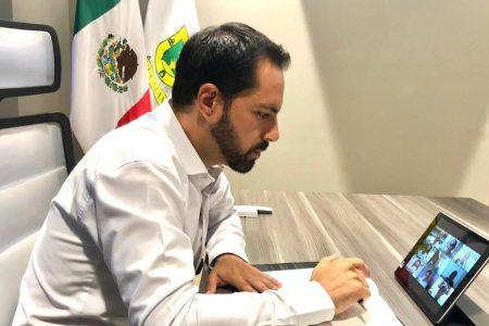 Mauricio Vila le expone a Barlett los altos cobros de la CFE en Yucatán