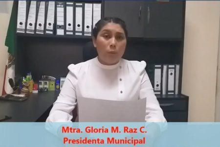 La alcaldesa de Dzoncauich niega caso de Covid-19 en el municipio de la esperanza