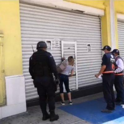 Huacho Martín insiste en trabajar: concentra a sus empleados en su almacén