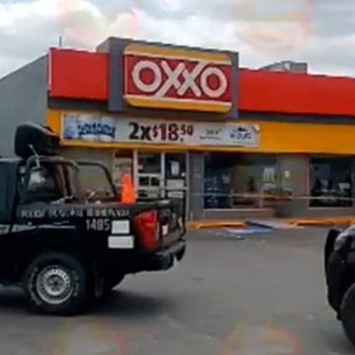 Cierran Oxxo de Hunucmá por caso de Covid-19 y dos sospechosos más