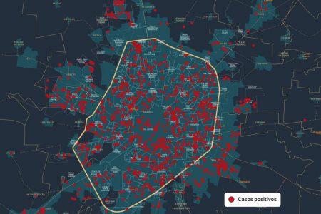Covid-19 abarca ya 82 municipios de Yucatán
