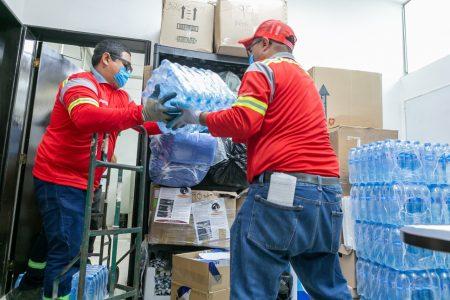 Empresas se solidarizan con los yucatecos durante el Covid-19