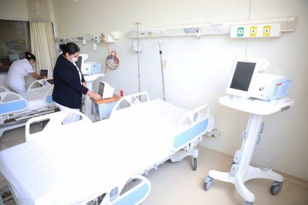 Gobierno de Yucatán entrega más ventiladores al HRAEPY, para pacientes de Covid-19