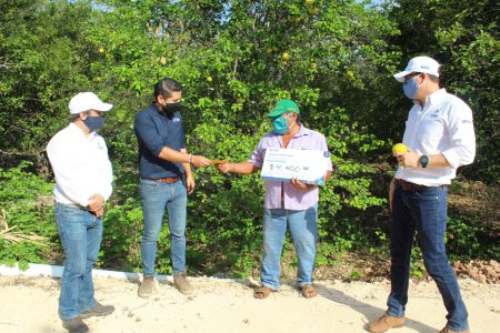 Apoyan a productores de la zona más fértil de Yucatán para que no dejen de cultivar alimentos