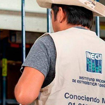 En Inegi, los jefes están en cuarentena y los eventuales hacinados en oficinas