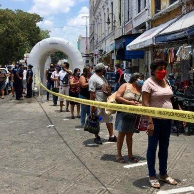 Autoridades piden no tomar ida al mercado como paseo: estamos en Fase 3 del Covid-19