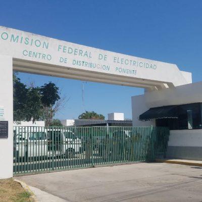 Detectan casos de Covid-19 en centro de distribución de CFE en el poniente de Mérida
