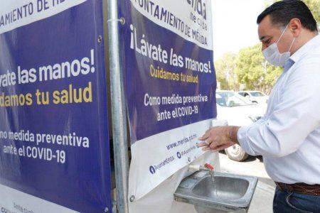 Disminuye la afluencia a los mercados de Mérida que siguen abiertos