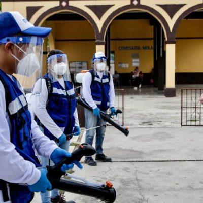 Encabeza Renán Barrera escuadrón contra el mosco 2020 en Mérida