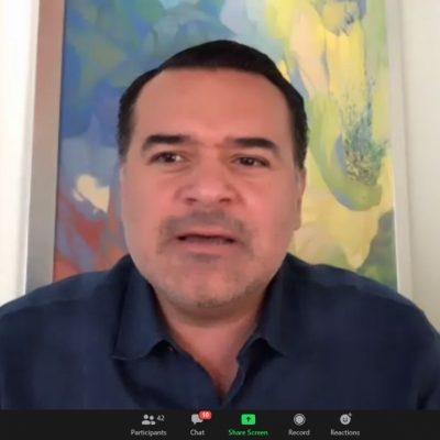 Tardaremos en volver a la vida habitual: Renán Barrera