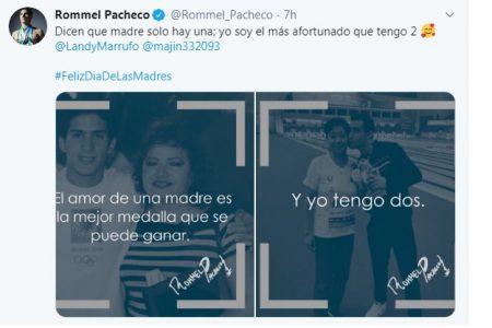 El deporte yucateco felicita a mamá en su día