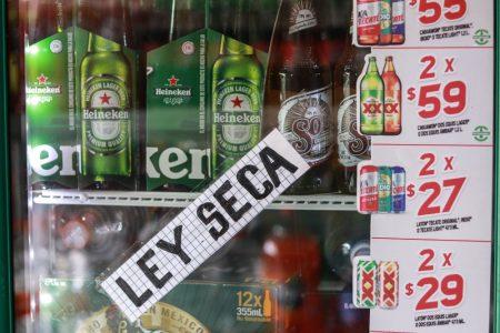 Ley Seca en Yucatán: ya se decretó su conclusión