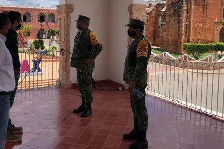 Construirán cuartel de la Guardia Nacional en Tekax