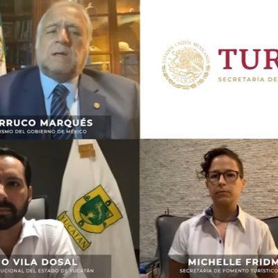 Posponen hasta marzo de 2021 el Tianguis Turístico en Mérida