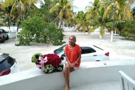 Encuentran a la señora de la tortuga: recibe hermoso y gratificante regalo