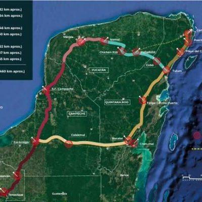 Con adjudicación directa, construirá ICA el tramo Izamal-Cancún del Tren Maya