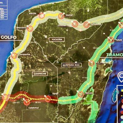 Comunidades mayas piden protección contra el Tren Maya a la CIDH