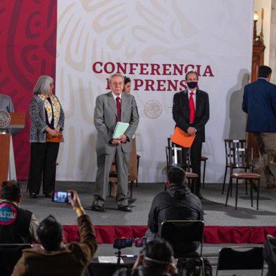 Presentan plan de tres etapas para volver a la normalidad en México