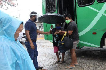 Yucatán, en alerta naranja por Cristóbal