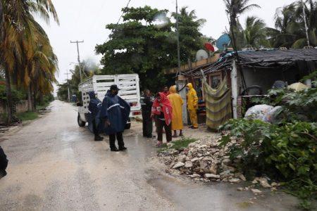 Y no ha parado de llover… se rebasa ya el promedio mensual de junio en Yucatán