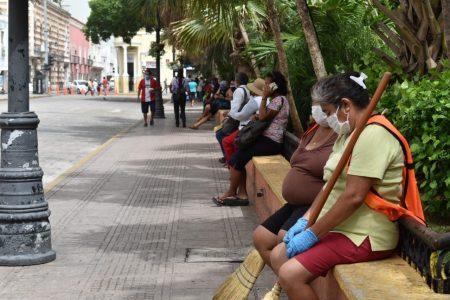 La semana más alta de contagios de Covid-19 en Yucatán